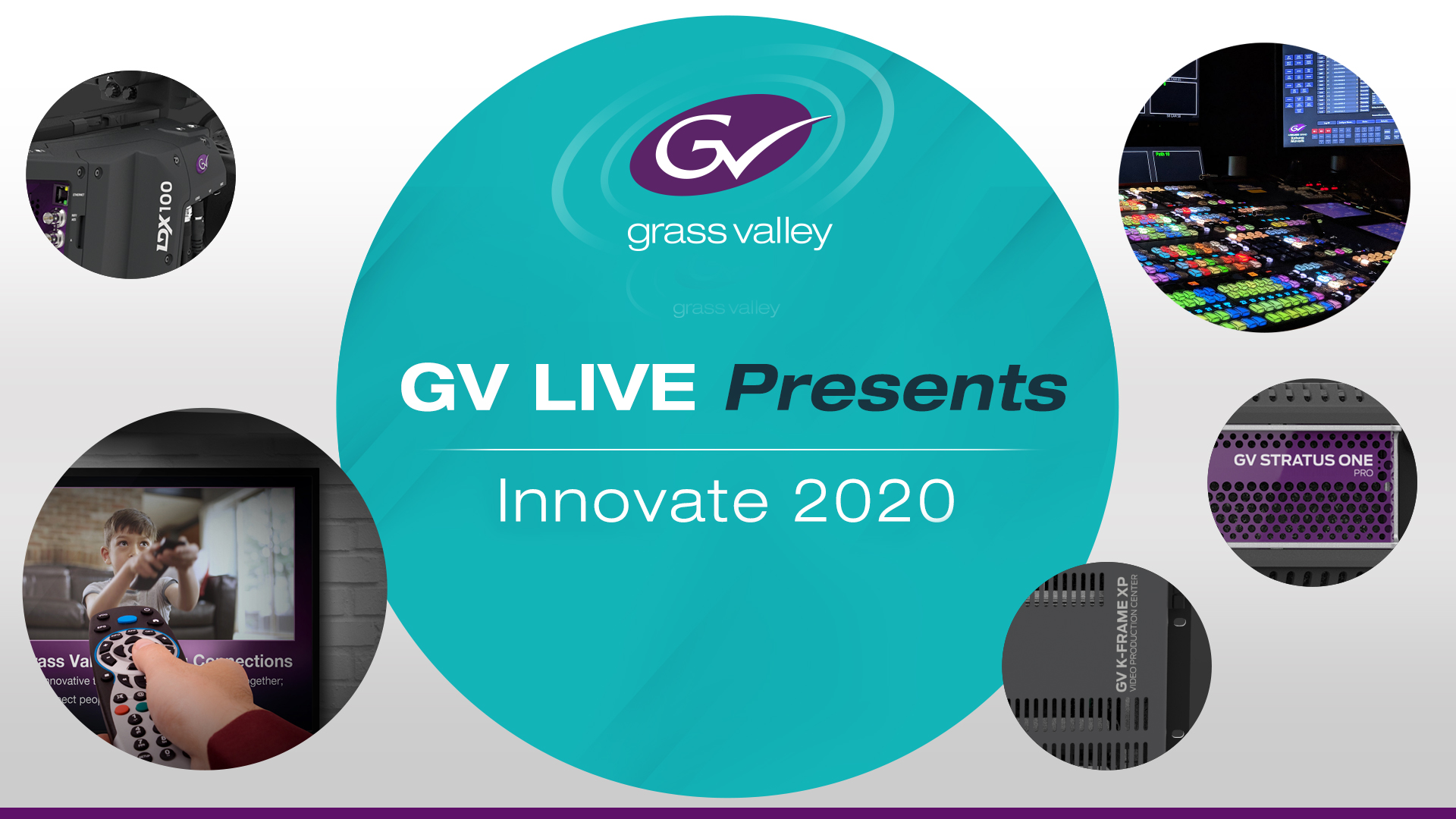 Grass Valley - Case Study - Innovate