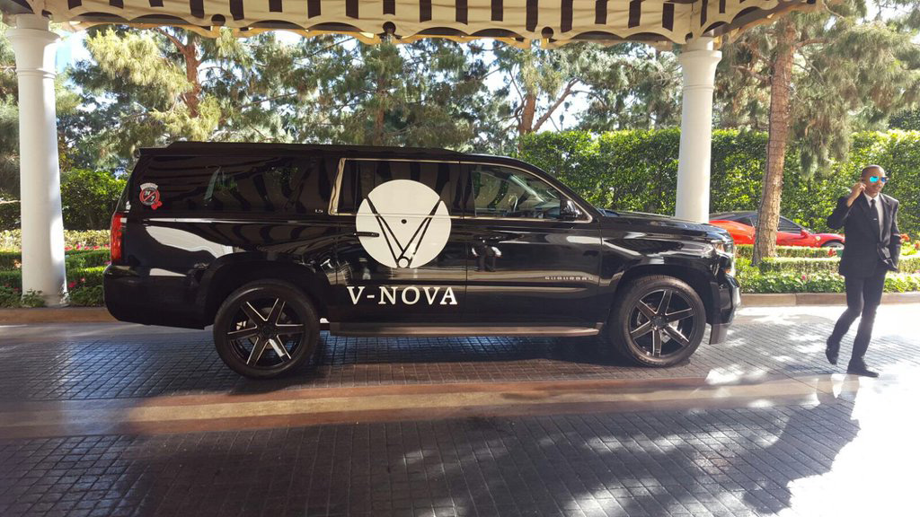 Platform Communications Case Study - V-Nova